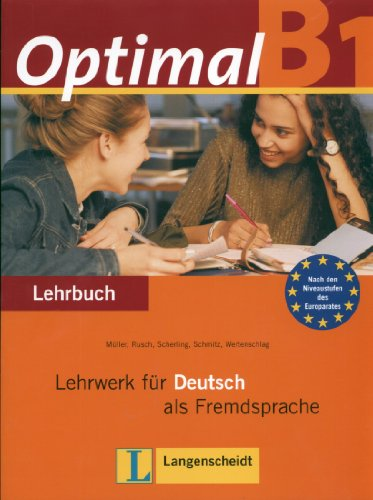 Optimal B1 Lehrbuch (German Edition)