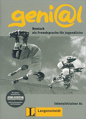 Geni@l 1 - Intensivtrainer (German Edition)