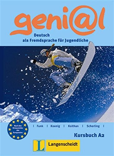 Geni@l 2 - Level 2 (German Edition)