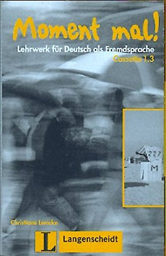 Moment Mal! - Level 1: Cassette 1/3 (German Edition)