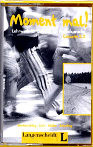 Moment Mal! - Level 2: Cassette 2/2 Zum Arbeitsbuch (German Edition)