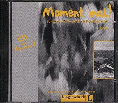 Moment Mal! - Level 3: CD 3/2 Zum Arbeitsbuch (German Edition)