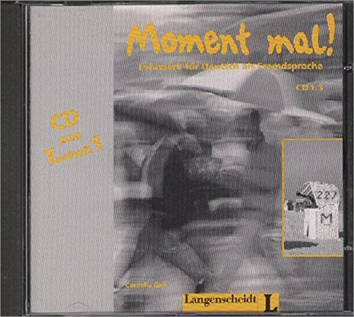Moment Mal! - Level 1: CD 1/3 Zum Testheft (German Edition)