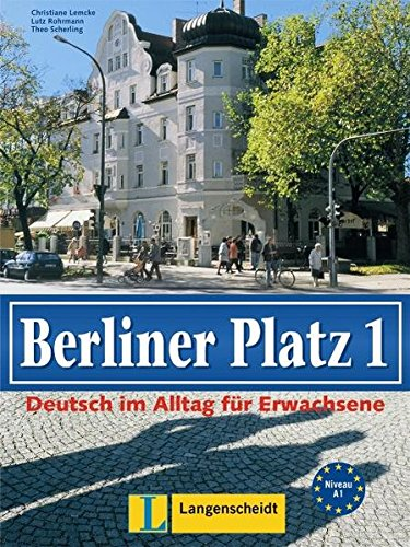 Berliner Platz (German Edition)