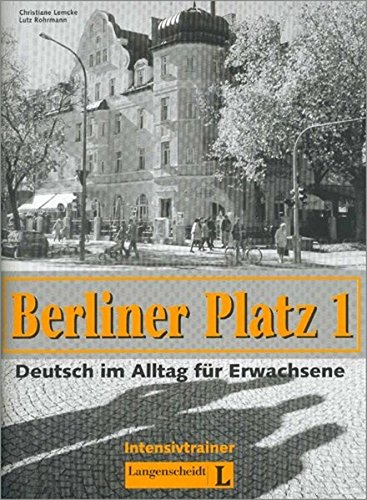 Berliner Platz: Intensivtrainer (German Edition)