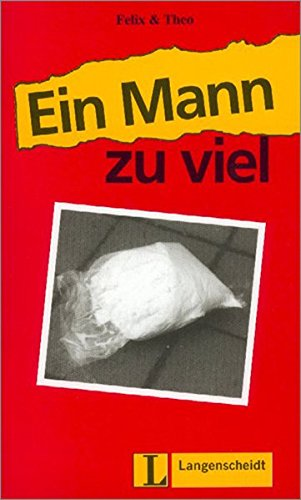 Ein Mann Zuviel (Easy Reader Series Level 1) (German Edition)