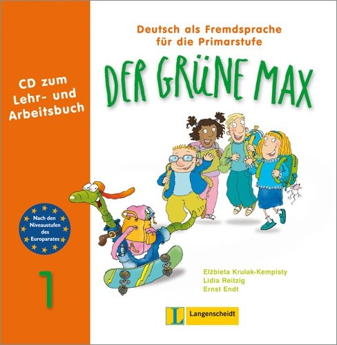 Der Grune Max: CD 1 (German Edition)