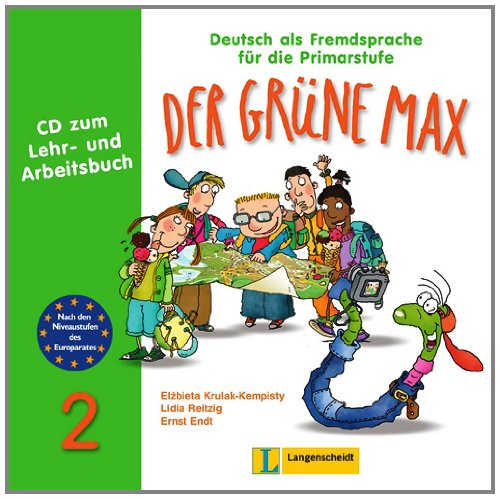 Der Grune Max: CD 2 (1) (German Edition)