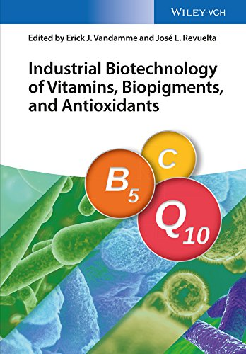 INDUSTRIAL BIOTECHNOLOGY OF VITAMINS BIOPIGMENTS AND ANTIOXIDANTS (HB 2016)