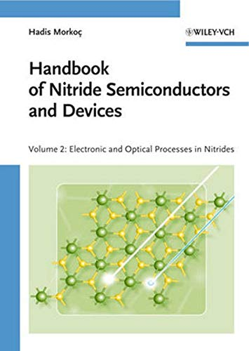 PDF Handbook of Nitride Semiconductors and Devices Electronic and Optical Processes in Nitrides Handbook of Nitride Semiconductors and Devices VCH Volume 2
