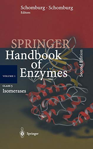 Springer handbook of enzymes [electronic resource]