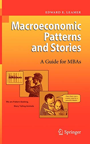 Macroeconomic Patterns and Stories Book Cover Picture