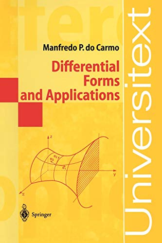 Cover of Differential Forms and Applications