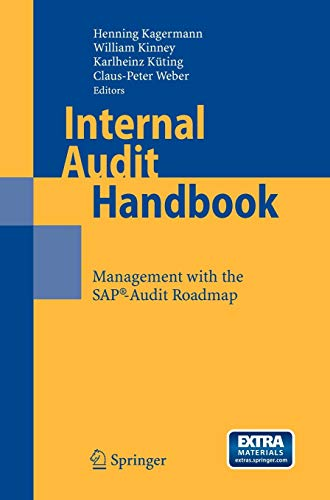 Internal Audit Handbook: Management with the SAP-Audit Roadmap [With CDROM]