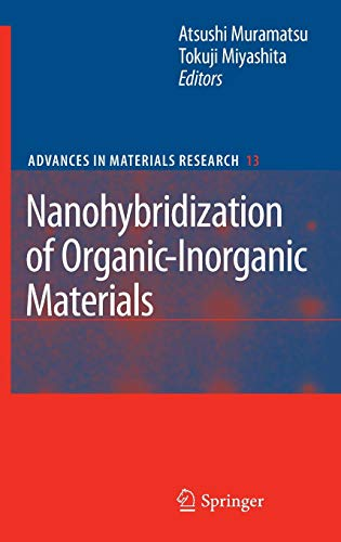 PDF Nanohybridization of Organic Inorganic Materials Advances in Materials Research