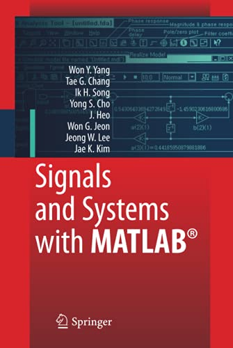 PDF Signals and Systems with MATLAB