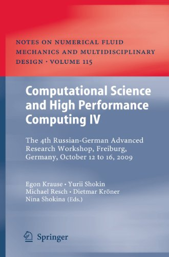 PDF Computational Science and High Performance Computing IV The 4th Russian German Advanced Research Workshop Freiburg Germany October 12 to 16 2009 Fluid Mechanics and Multidisciplinary Design