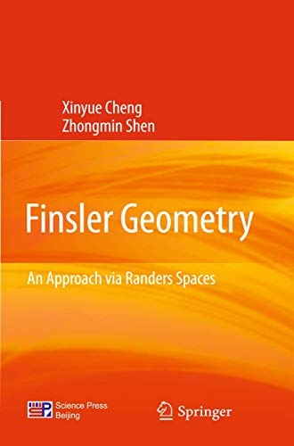 PDF Finsler Geometry An Approach via Randers Spaces