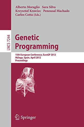 genetic programming Open issues in genetic programming grammar-based genetic programming: a survey this book is an invaluable asset to anybody interested in genetic programming.
