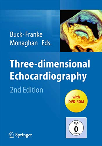 THREE-DIMENSIONAL ECHOCARDIOGRAPHY, 2ED, WITH DVD
