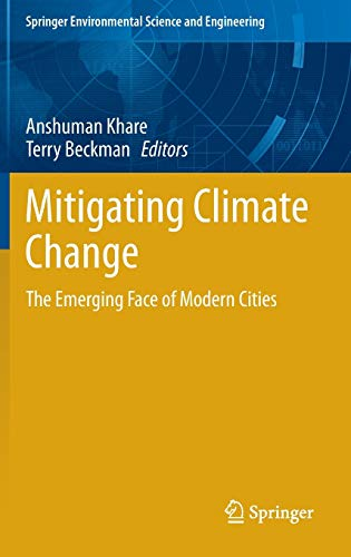 PDF Mitigating Climate Change The Emerging Face of Modern Cities Springer Environmental Science and Engineering