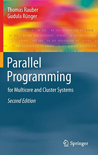 Parallel Programming for Multicore and Cluster Systems Springer 第1张