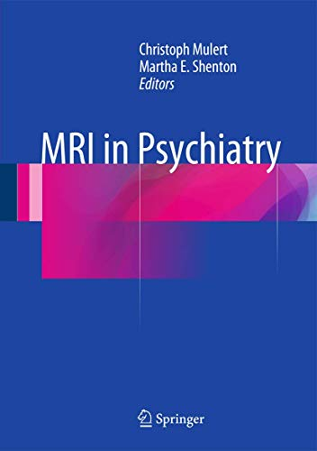 MRI IN PSYCHIATRY (HB)