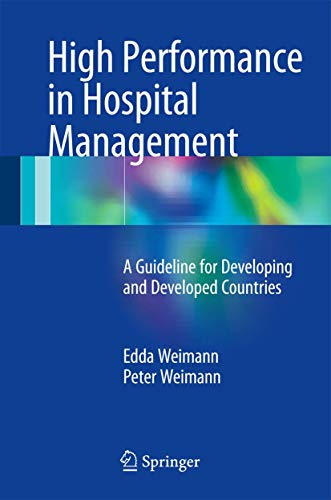 HIGH PERFORMANCE IN HOSPITAL MANAGEMENT (HB)