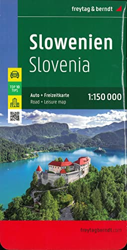 Slovenia ; 1/150.000 (English, French and German Edition)