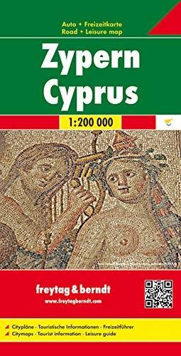 Cyprus (Country Road & Touring)