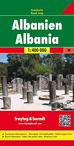 Albania (Country Road & Touring)
