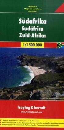 South Africa (English, French and German Edition)