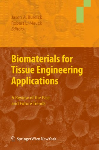PDF Biomaterials for Tissue Engineering Applications A Springer Review of the Past and Future Trends