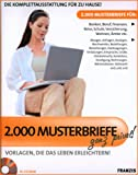 2000 Musterbriefe ganz privat