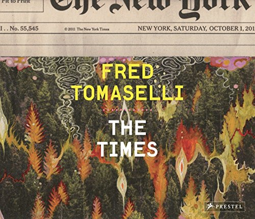 Fred Tomaselli: The Times