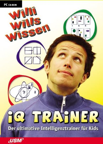 Willi wills wissen - IQ Trainer Band 1 -- United Soft Media Verlag GmbH