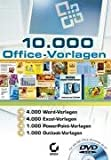 10.000 Office-Vorlagen (DVD-ROM)