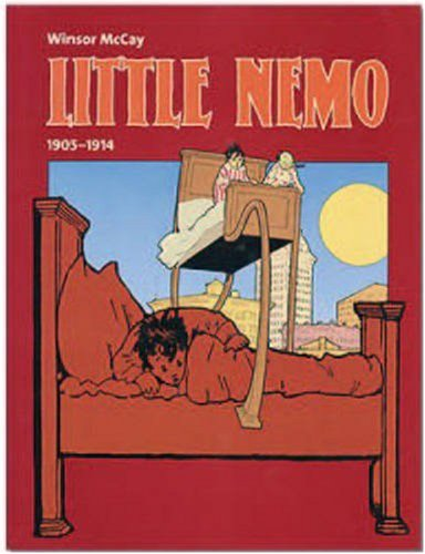 Little Nemo cover