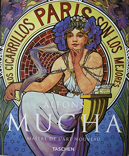 Mucha (French) Basic Art Album
