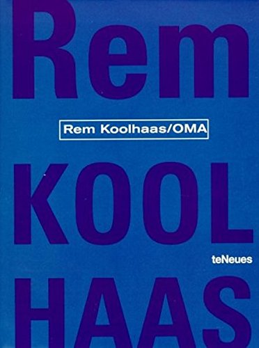Rem Koolhaas: Oma (Archipockets)