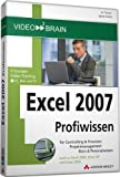 Excel 2007 Profiwissen, 1 DVD-ROM/-Video