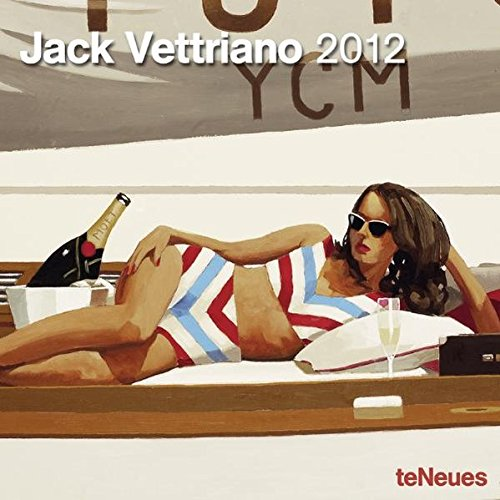 2012 Vettriano Mini Wall Calendar (English, German and French Edition)