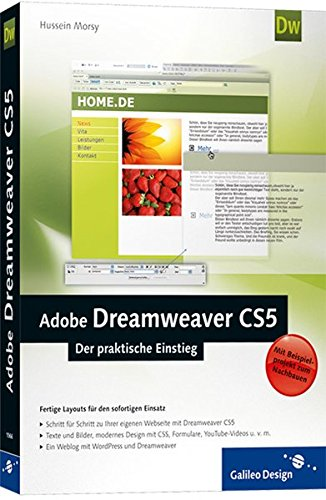 adobe dreamweaver cs5 pdf