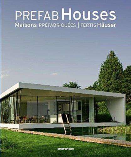 Design library news 2010 april for Prix maison prefab