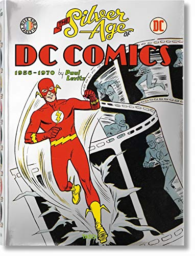 The Silver Age of DC Comics cover