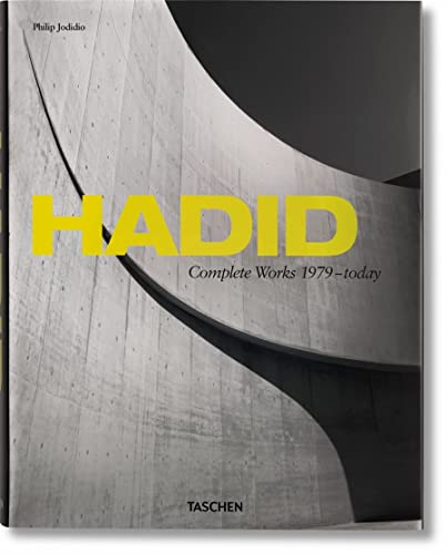 """Hadid: Updated version"" - Philip Jodidio"