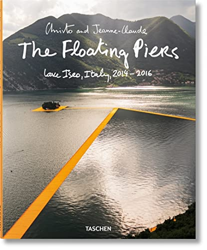 Christo and Jeanne-Claude: The Floating Piers - Jonathan William HeneryWolfgang Volz