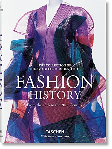 Best Seller Book Fashion A History From The 18th To The 20th
