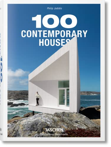 100 maisons contemporaines = 100 contemporary houses = 100 zeitgenössische Häuser / Philip Jodidio ; French translation, Jacques Bosser.
