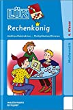 LÜK: Rechenkönig Addition / Subtraktion 4. Klasse